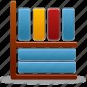 book, books, library