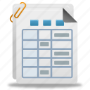 documents, files, history, order icon
