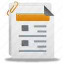 documents, files, reports icon