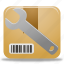 configuration, item, product, wrench icon
