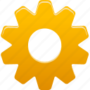 setting, wheel icon