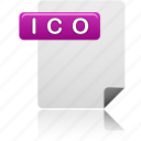 format, file, ico, document, file type, files, page icon