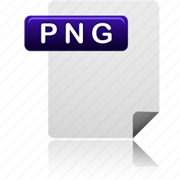 document, file, png, png file icon