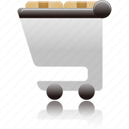 cart, full, product, shopping, shopping cart icon