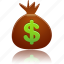 budget, coin, money icon