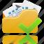 accept, check, folder, open, open folder icon