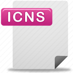 document, icns, icns file icon