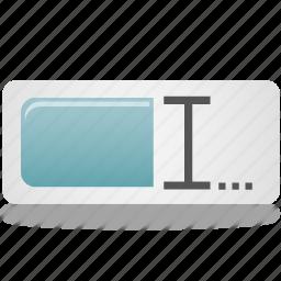 rename, rename file icon