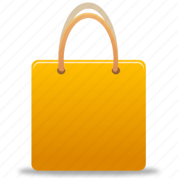 bag, shopping, shopping bag icon