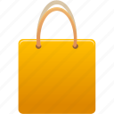 bag, shopping, shopping bag icon