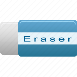 clear, delete, eraser, remove icon
