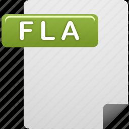 document, file, flash, flash file icon