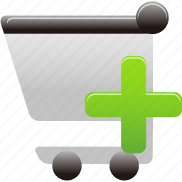 add, cart, shopping, shopping cart icon
