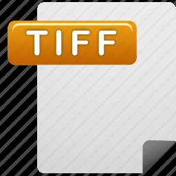 document, file, tiff, tiff file icon