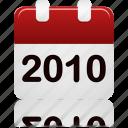 calendar, all, selection