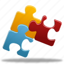 addons, puzzle icon