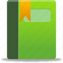 addressbook, autocomplete, book, note icon