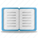 book, glossary icon