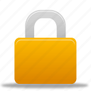 lock, locked icon