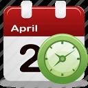 schedule, calendar, clock