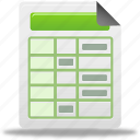 document, file, surveys icon