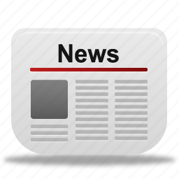 announcements, news, paper icon