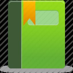 addressbook, autocomplete, book, note icon