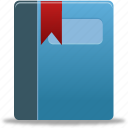 addressbhook, book, phonebook, theory icon