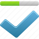 semi, success icon