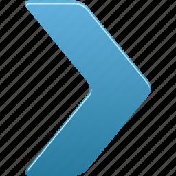 navigate, right icon