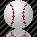 baseball, training, sport, ball