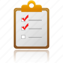 business, check list, checklist, ecommerce, list, order, shopping, to-do, todo icon