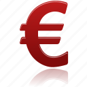 business, cash, currency, euro, finance, money, price, shopping icon
