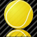tennis, training, ball, sport