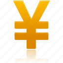 business, cash, currency, ecommerce, finance, money, payment, price, shopping, yuan icon