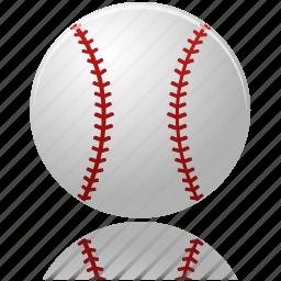 Baseball Training Sport Ball Icon