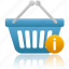 basket, business, buy, cart, ecommerce, info, information, shopping, webshop icon