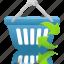 basket, business, buy, cart, ecommerce, refresh, shopping icon