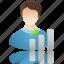 gap, skill, trick, workmanship icon