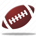 america, american, ball, exercise, football, game, play, soccer, sport, training icon