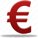 euro, currency, cash, money, price, payment, business, finance icon