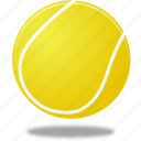 ball, game, play, sport, tennis, training icon