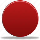 ball, balls, red, traffic, trafficlight, transport, transportation icon