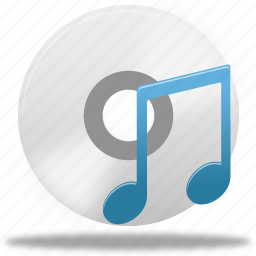 Disc Music Sound Play Audio Icon