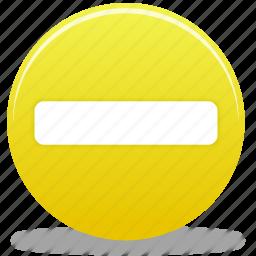 ban, cancel, prohibit, prohibition, stop icon