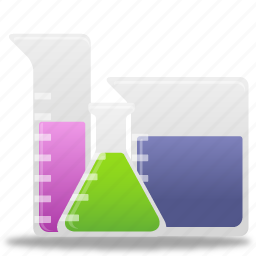 chemistry, education, experiment, lab, laboratory, learning, project, projects, school, science, study, test, training, trial icon