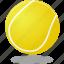 ball, game, play, sport, tennis, training icon