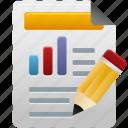 custom, reports icon