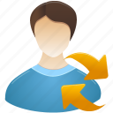 mapping, user icon