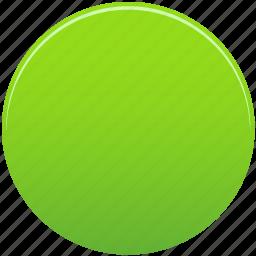 green, trafficlight icon
